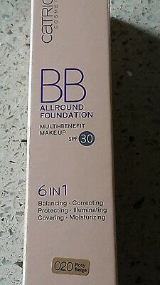 Bb Cream Catrice  Spf 30 Color 020
