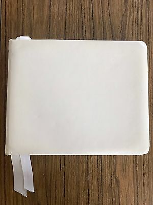 White Aspinal of London Wedding Guestbook