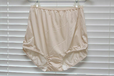 Vintage Underscore JC Pennys Brief Panties Sz 6
