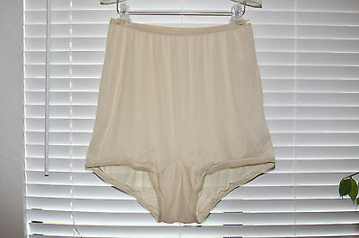 Vintage Sans Souci Brief Panties Sz 10