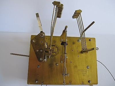 Howard Miller Grandfather Clock Movement Cable Driven 1161-850 94 cm for Parts