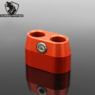 CNC Throttle Cable Protection Guard Cover For KTM SXF EXC EXCF 4 Stroke