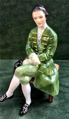 "Royal Doulton Figurine ""A  Gentleman From Williamsburg""-Hn2227"