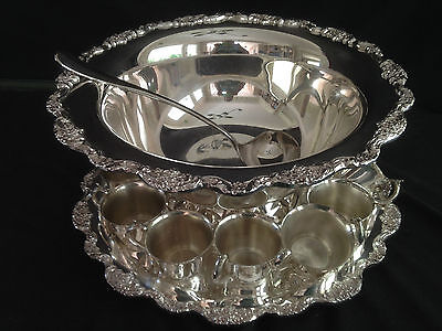 Towle Punch Bowl