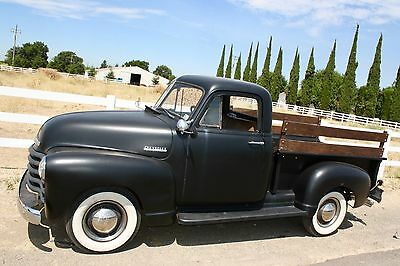 1953 Chevrolet Other Pickups Hopped up 235, Daily Driver, NO RUST 1953 Chevrolet Pickup, Hopped up 235 inline 6, California Truck