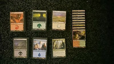 MTG - Magic the Gathering Lot [318 Land Cards]