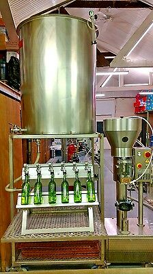 Complete Winery Bottling Line Equipment  Great Condition!!!