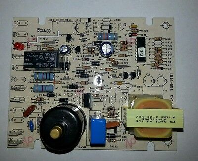 Lennox Furnace Control Circuit Board Part 96w66 Model 1016 83 5002