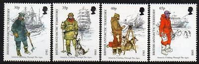 B.A.T MNH 1998 Antarctic Clothing