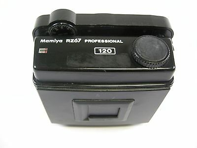 Mamiya RZ67 Pro 120 Film Magazine for all RZ Cameras with protective cover