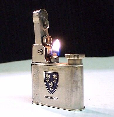 Briquet ancien * Eveready type Roventa ou Mylflam * Lighter Feuerzeug Accendino