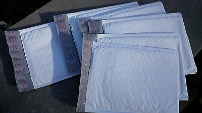 #0 6.5x10 JUMBO Self Seal Poly Bubble Mailer Padded Envelope Bag - Qty 12