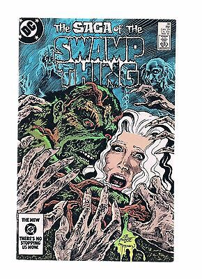 Saga Of Swamp Thing Alan Moore #30 Free Or Combined Shipping See Scans