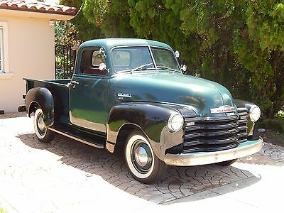 1950 Chevrolet Other Pickups 3100 1950 Chevy 3100