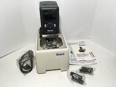 Grant TC120 Heated Circulating Water Bath Used 220-240V
