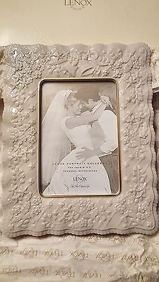 Lenox Wedding Promises 5x7 Picture Frame - New in Box with Original Packaging