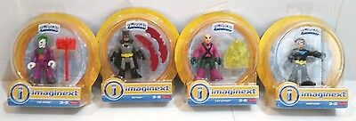 Fisher-Price Imaginext: DC Super Friends Action Figures - Choose One