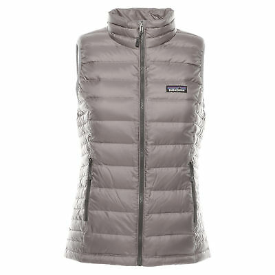 Patagonia W's Down Sweater Vest Gilet Donna 84628 Grey