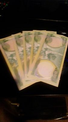100,000 thousand iraqi dinar 10× 10,000. Bought in Iraq by a U.S soldier