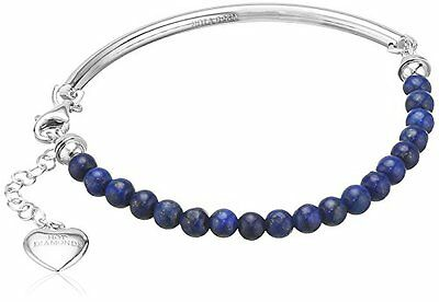Hot Diamonds Azul Lapis Festival Pulsera de 19 cm
