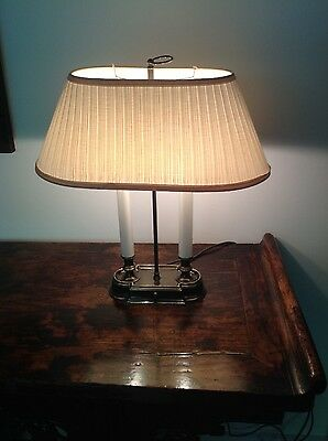 french lamp with shade vintage antique SALE PRICE