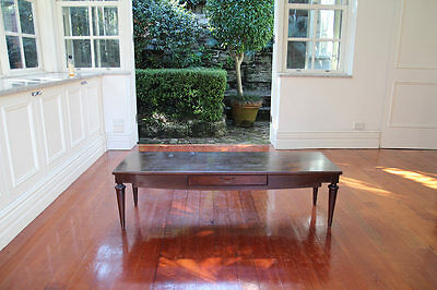period coffee table