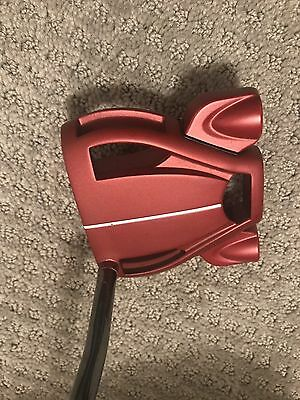 Jason day Limited Red Spider Putter