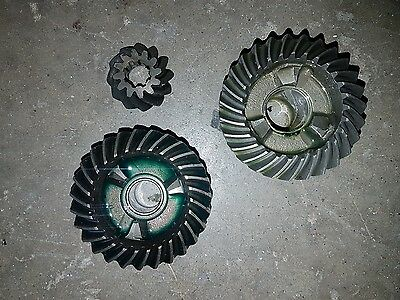20hp 25hp 30hp mercury mariner outboard gearbox gear set 44213T1 99542T 98302