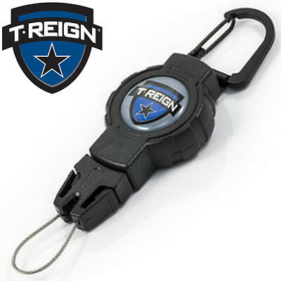 "T-Reign USA Retractable Gear Tether Tough 24"" Kevlar cord - SMALL"
