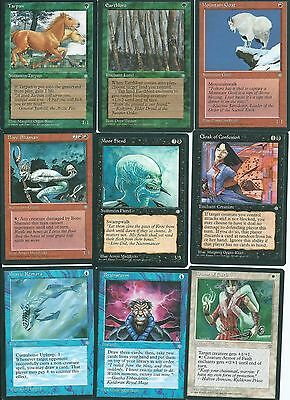 Magic the Gathering Ice Age mixed common lot 3