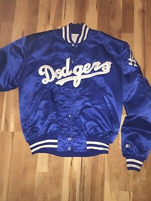 LA Dodger's Starter jacket MLB Vintage rare Collectible Size Large Authentic