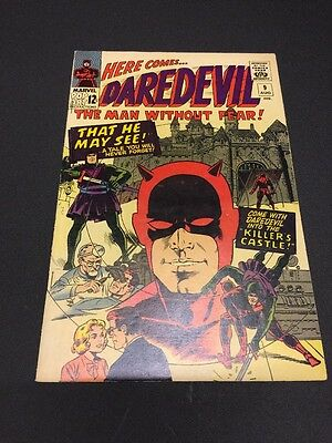 Daredevil 9 First Print * 1st Appearance of the Organizer Beautiful Comic Book