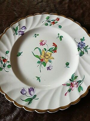 Clarice Cliff , 1 x saucer and 1 x plate