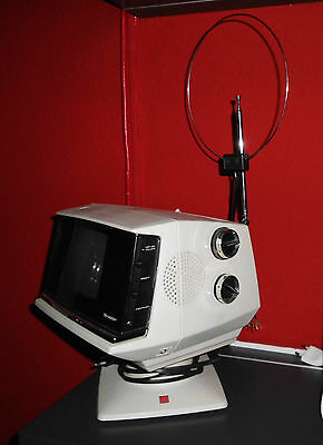 Sharp 5P 12G, Space Age TV