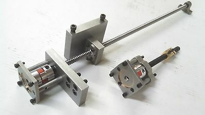Cnc Lathe Conversion Kit For The Grizzly,harbor Freight,lms,sieg 7X10-14 Lathes