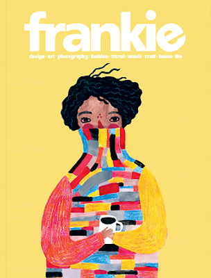 Frankie Magazine Issue 78 July/August 2017 - design, art, photography, fashion