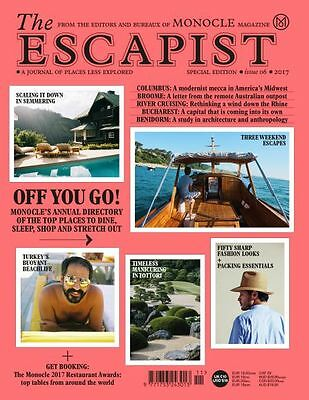 The Escapist Magazine Special Edition Issue 6 2017 - by Monocle Magazine