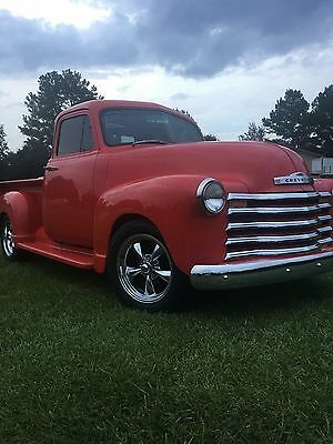 1950 Chevrolet Other Pickups Chevy 3100 series 1950 CHEVY PICK-UP TRUCK