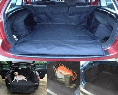 Heavy Duty Waterproof Car Boot Liner For Seat Altea Xl 97-04