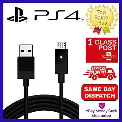 Micro Usb Charging Cable For Ps4 Controller Dualshock 4