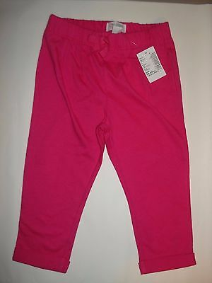 NWT The Childrens Place Baby Girl Pink Pants Size 18-24mo