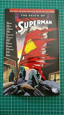 The Death of Superman Graphic Novel