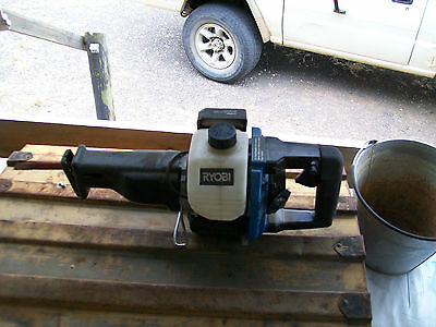 rypbi petrol reciprcating saw