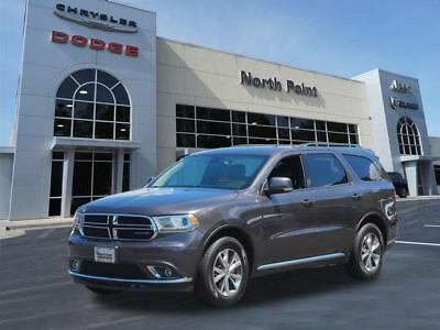 2016 Dodge Durango AWD 4dr Limited Granite Dodge Durango with 44202 Miles available now!