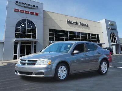 2013 Dodge Avenger 4dr Sdn SE Tungsten Dodge Avenger with 83754 Miles available now!