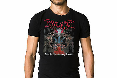Dismember Like An Everflowing Stream 1991 Album Cover T-Shirt
