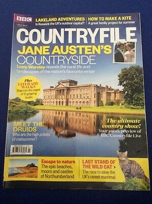 Countryfile Magazine Issue 126 July 2017
