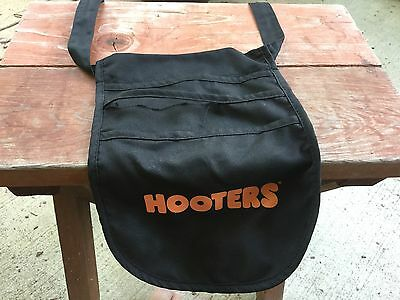 Authentic Hooters Girl Black Money Pouch