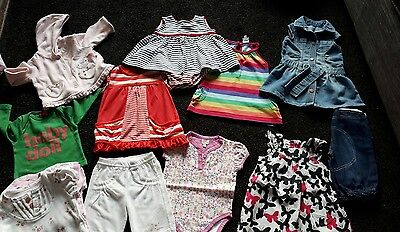 designer baby girl bundle 0-3 months