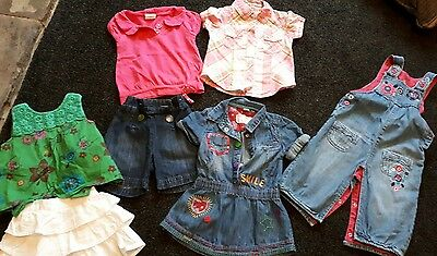 girls next bundle 6-9 months